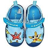 Escarpines Deportes acuáticos Zapatos de Agua Sandalias de Vestir Unisex-Niños(Azul Starfish,30EU)
