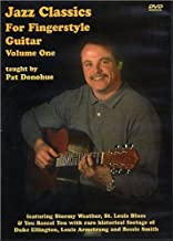 Jazz Classics for Fingerstyle Guitar Vol 1