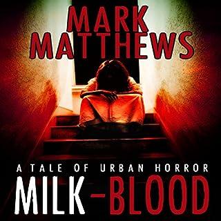 Milk-Blood audiobook cover art
