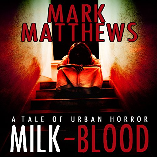 Milk-Blood audiobook cover art