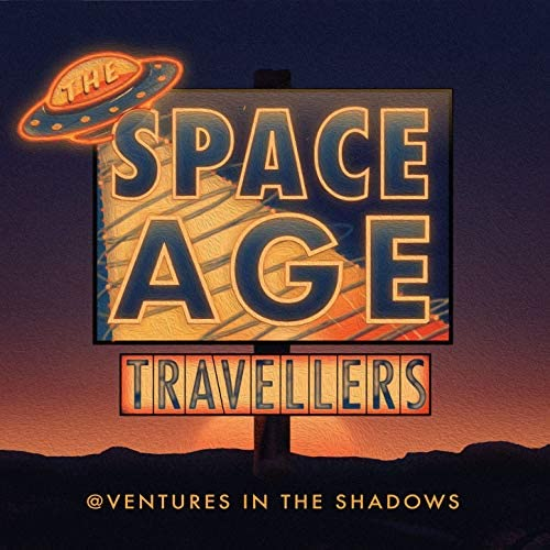 The Space Age Travellers feat. BJ Baartmans