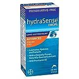 Hydrasense Gel Drops Advanced for Dry Eyes 10ml