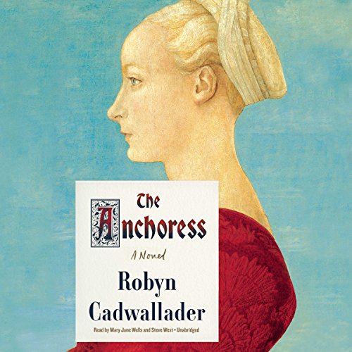 The Anchoress audiobook cover art