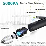 Zoom IMG-1 aspirapolvere a mano batteria 2500