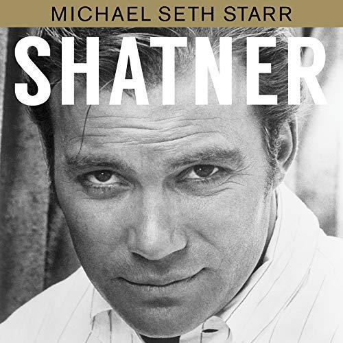 Shatner  By  cover art