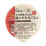万田発酵のもちもち寝かせ玄米®ごはん 180g×12パック