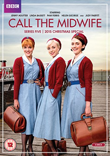 Call the Midwife - Series 5 + 2015 Christmas Special [3 DVDs] [UK Import]