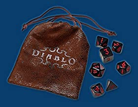 Blizzcon 2016 Official Blizzard Entertainment Diablo 3 Role Playing RPG Dice