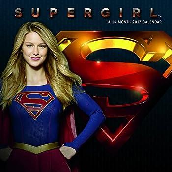 Best supergirl 2017 calendar Reviews