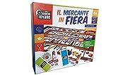 Il Mercante in Fiera gioco da tavolo di logica 2-6 giocatori 6anni Giochi Iovane