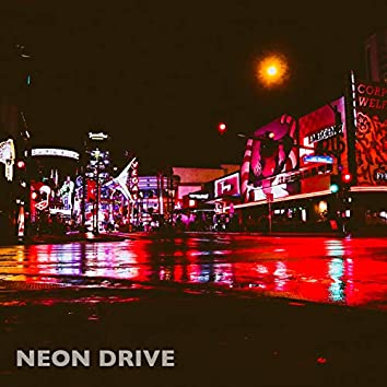 Neon Drive Beat Tape