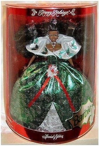 ventas en linea Special Edition Happy Holidays 1995 1995 1995 Barbie African American  mejor reputación