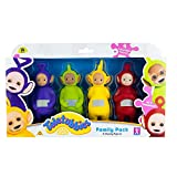 Teletubbies 4 Chunky Figuren Family Pack