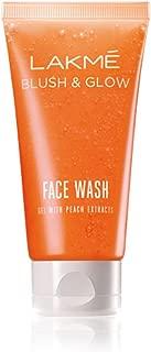Lakme Blush and Glow Peach Gel Face Wash 50 g
