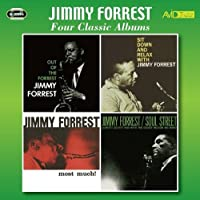 4 Classic Albums by Jimmy Forrest