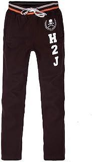 長ズボン ロングパンツ メンズ ストレッチ ミリタリー 綿 多機能 刺繍 18765699 [並行輸入品]