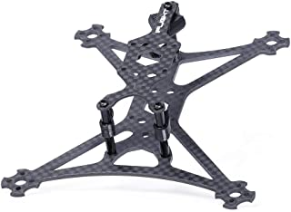 iFlight TurboBee 120RS Plus Micro FPV Racing Frame 120mm Carbon Fiber Drone Quadcopter Frame Kit with 3mm Bottom Plate