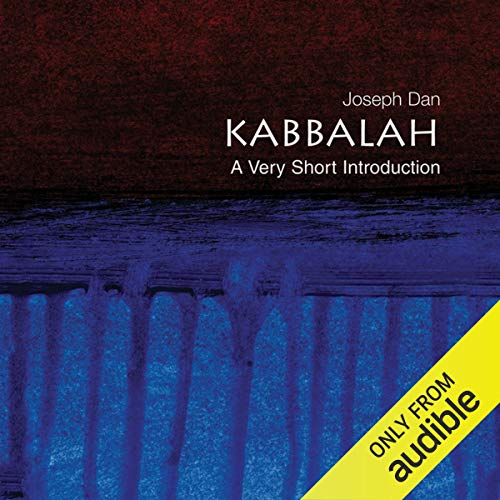 Kabbalah: A Very Short Introduction  cover art