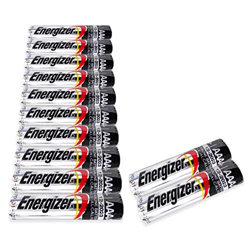 Energizer AAAA Quadruple A E96 Batteries 12 Pack, Model: , Gadget & Electronics Store