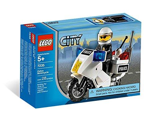 LEGO® City Polizei-Motorrad (7235)