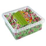 Vidal - Fresas rellenas - Caramelo de goma - 125 unidades