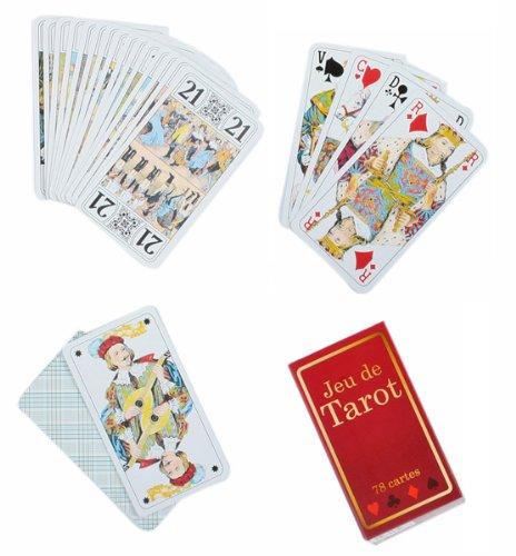 Jeu de cartes - Tarot