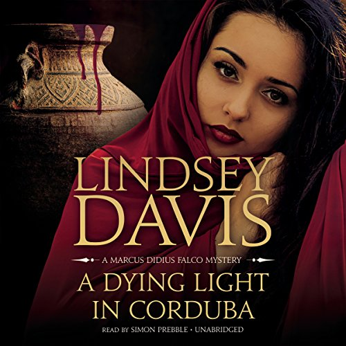 A Dying Light in Corduba audiobook cover art