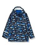 CareTec Kinder wasserdichte Regenjacke,Blau (Blau), 80 (12 Monate)