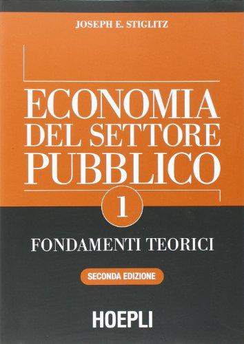 Economia del settore pubblico: 1