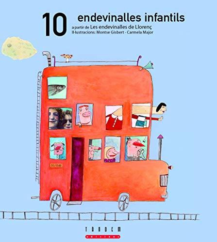 10 endevinalles infantils a partir de Les endevinalles de Llorenç: 45 (El tricicle)