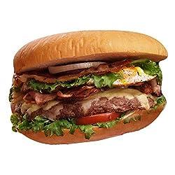 特大ハンバーガーセット