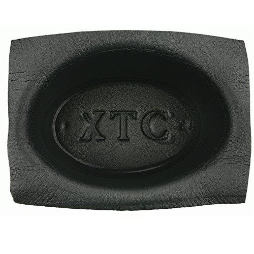 Metra VXT69 - Kfz Lautsprecher-Schutzgehäuse aus Schaumstoff (rund/tief/Ø 15x22cm/ 6x9'' / Paar) für bessere Akustik & Schutz vor Wasser, Rost, Staub für Einsatz z.B. in Auto, Boot, Spa, Terrasse