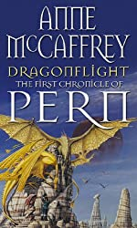 Cover of Dragonflight by Anne McCaffrey
