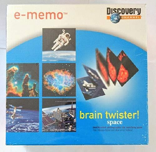 eMemo Braintwister space. Weltraum. Das Memospiel mit den zwei Seiten.