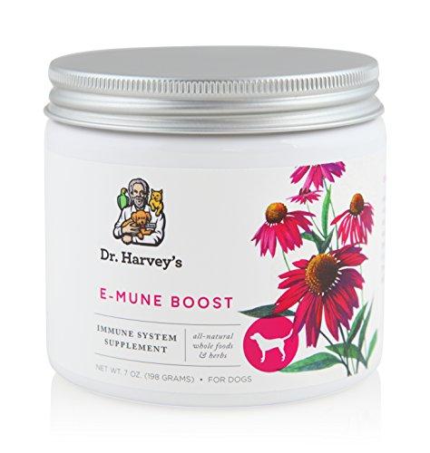 Dr. Harvey s Emune-Boost Herbal Supplement for Dogs - 7 oz Jar