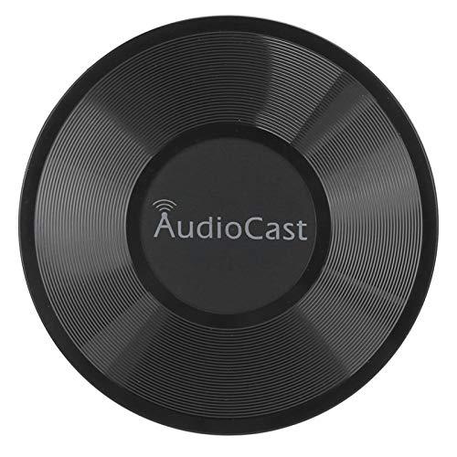 Socobeta Reproductor de música cronometraje Receptor Streamer multicanal para adaptador DLNA