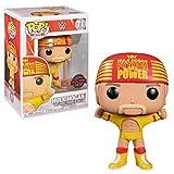 Funko Pop! WWE 71 Hulk Hogan Only at Walmart
