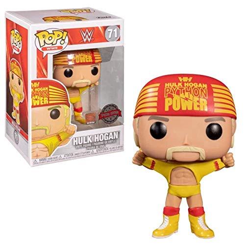 Funko Pop! WWE Hulk Hogan Ripped Shirt (Edición Especial) #71