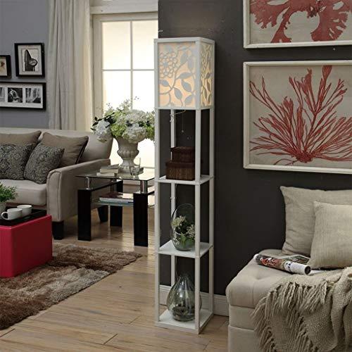 GaLon staande lamp, Chinees, gesneden voor woonkamer, vloerlamp, afstandsbediening, camera, bedlampje, Creative Bagli tafellamp