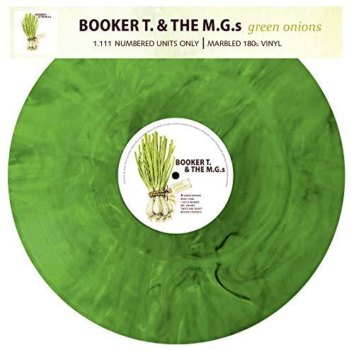 Green Onions - Limitiert und 1111 Stück nummeriert - 180gr. marbled Vinyl [Vinyl LP]