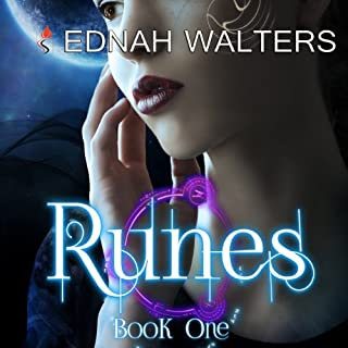 Runes, Book 1 audiobook cover art