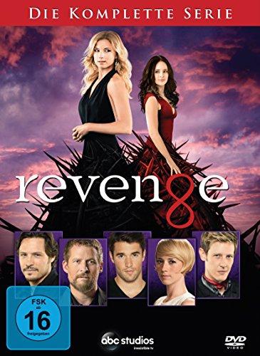 Revenge - Die komplette Serie [24 DVDs]