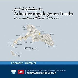 Atlas der abgelegenen Inseln Titelbild