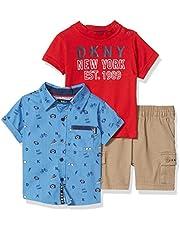 DKNY 2 Piece Short Set