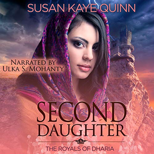 Second Daughter     The Royals of Dharia, Book Two              By:                                                                                                                                 Susan Kaye Quinn                               Narrated by:                                                                                                                                 Ulka S. Mohanty                      Length: 8 hrs and 46 mins     Not rated yet     Overall 0.0