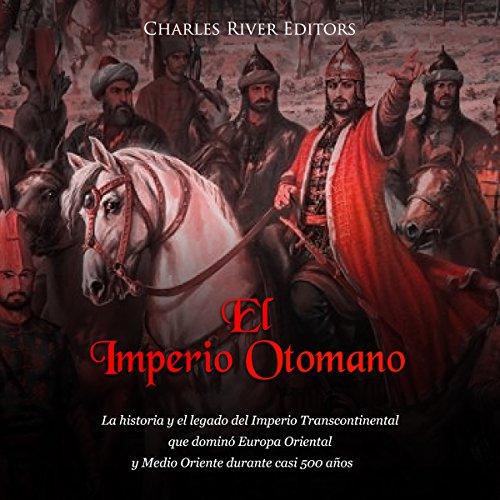 El Imperio Otomano [The Ottoman Empire] audiobook cover art