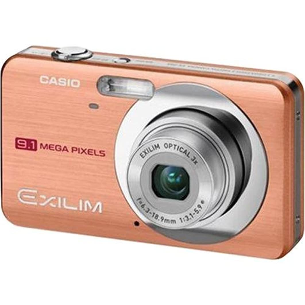 Casio EX-Z85AEO 9.1MP Compact Camera with 3x Optical Zoom and 2.6-Inch Wide-Format LCD