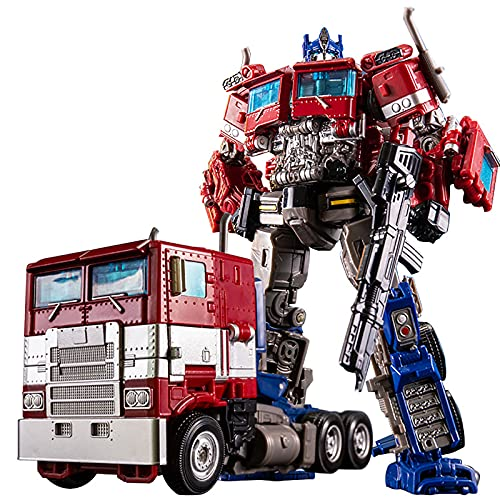 Transformers Optimus Prime Giochie Transforming Cars Autobots figure Giocattoli intercambiabili (Optimus Prime)
