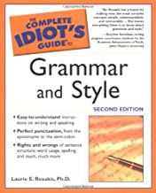 Best idiot's guide to grammar Reviews