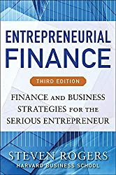 Top Personal Finance Books - Entrepreneurial Finance